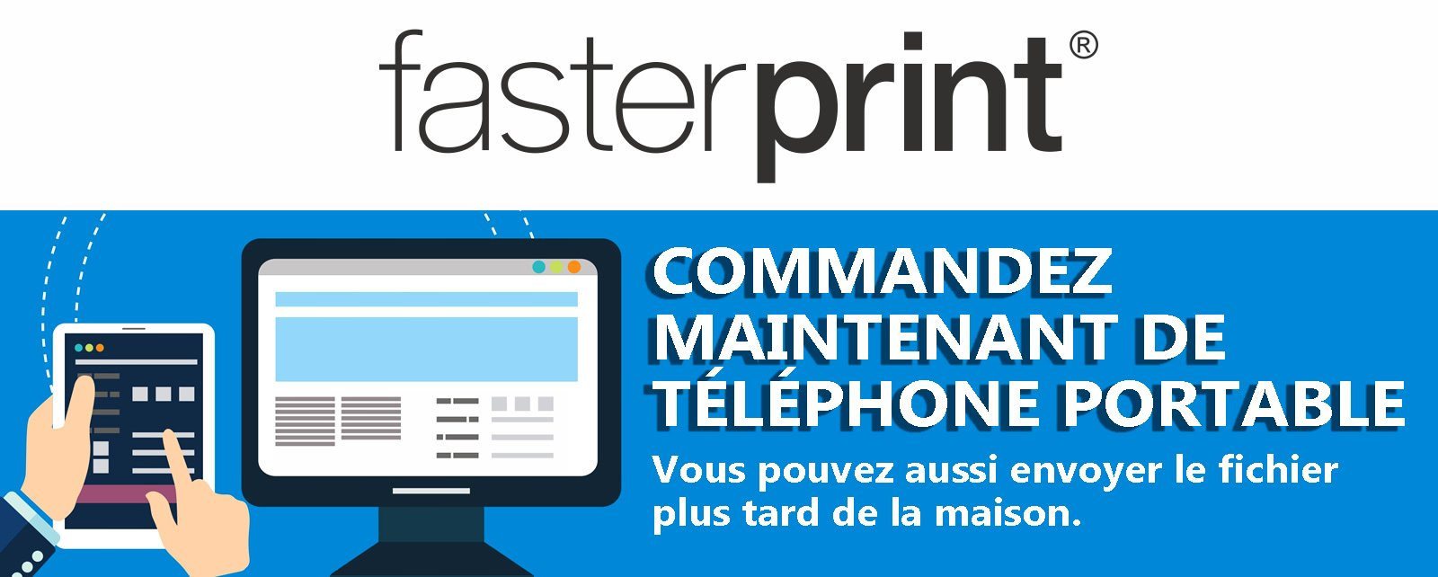 Impression flyers prix