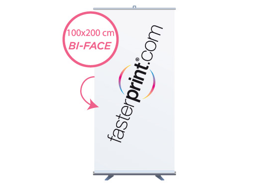 stampa Roll-Up Ecoroll Rollerbi 100 Cm.
